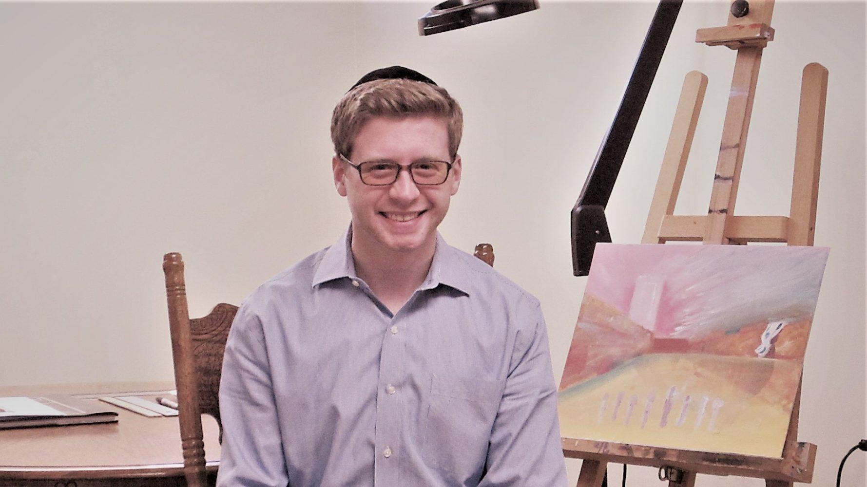 Meet Marketing Supply Co.'s newest team member, Josh El'Chonen.