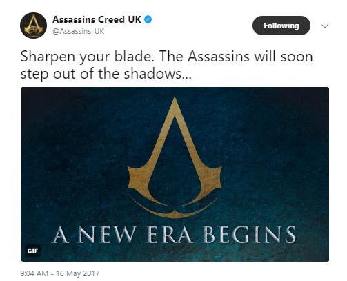 Video Game Digital Marketing We Love: Assassin's Creed Origins