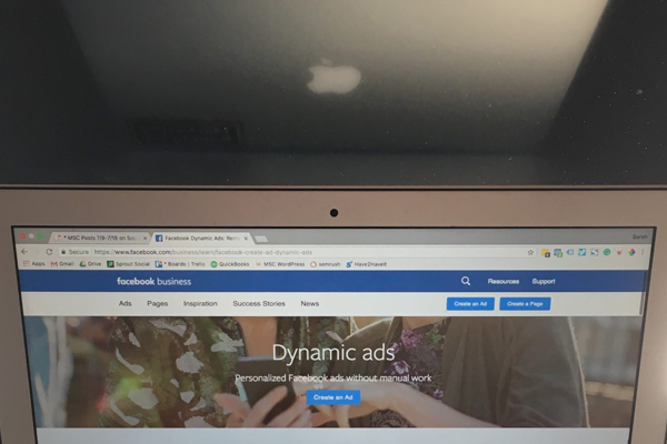 facebook dynamic ad
