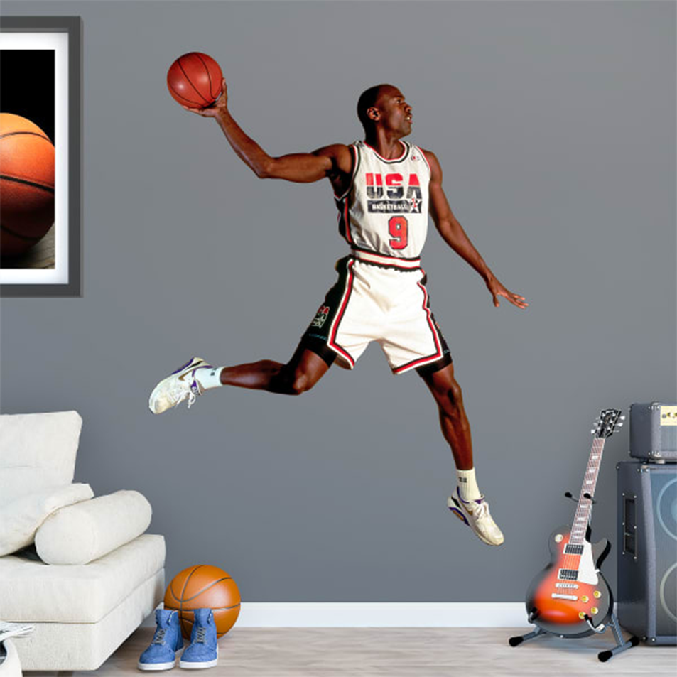 Fathead Michael Jordan