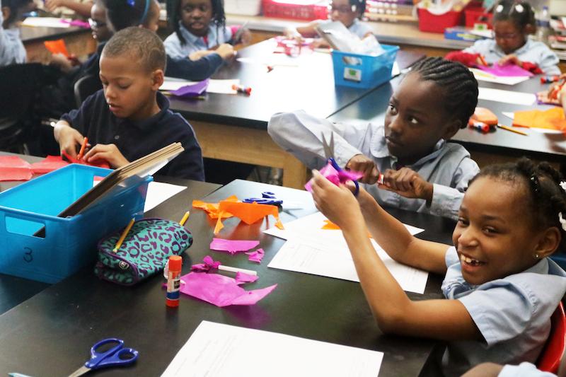 Detroit Public Schools crowdfunding campaign